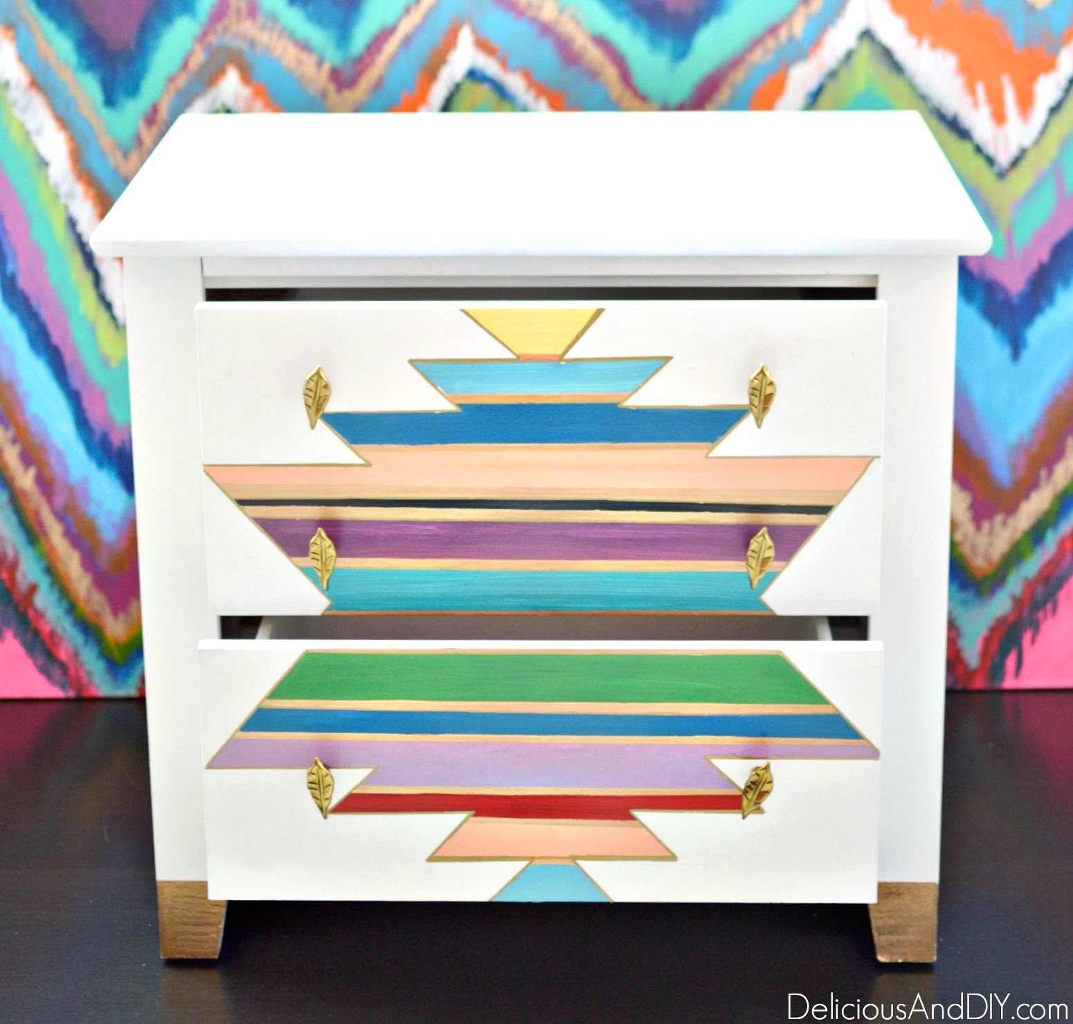 Southwestern Table Makeover Delicious And Diy