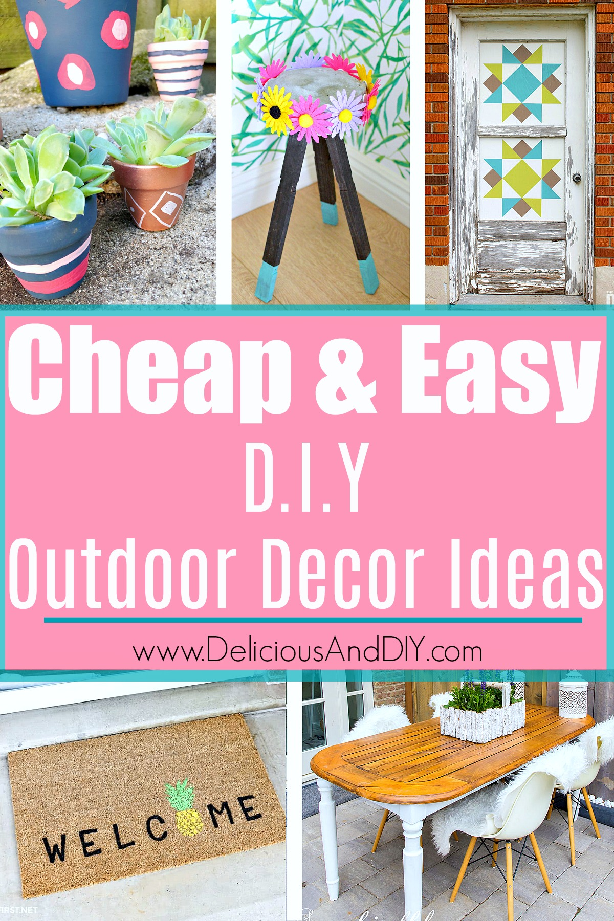 Backyard Decorating Ideas On A Budget