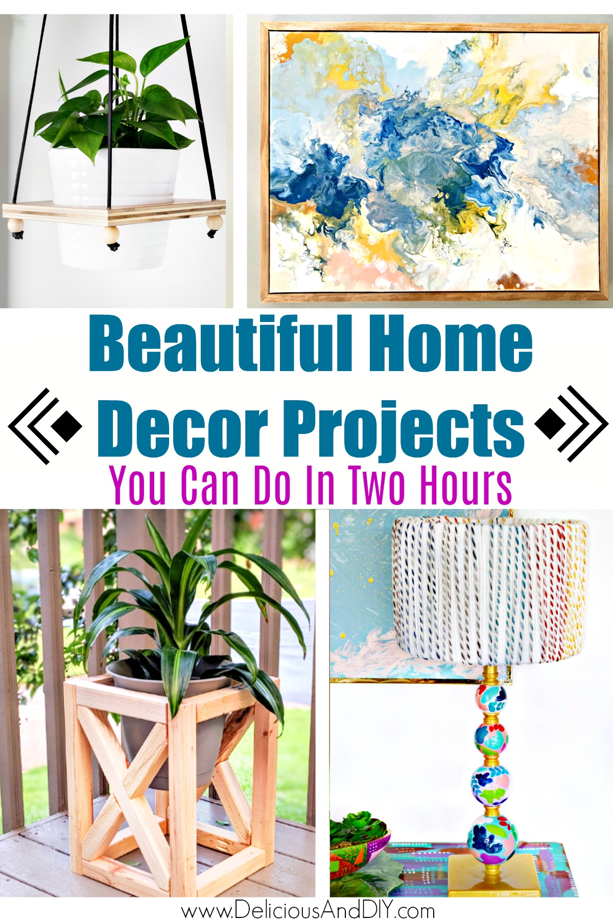 Home Decorating Ideas on a Budget - Delicious And DIY